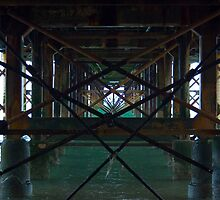 Teignmouth Pier by Chris Martin
