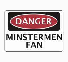 DANGER YORK CITY, MINSTERMEN FAN, FOOTBALL FUNNY FAKE SAFETY SIGN by DangerSigns