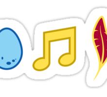Banjos And Kazooies Sticker