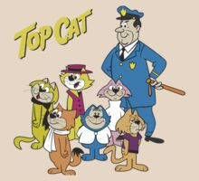 Top Cat Gang by SwiftWind