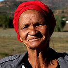 Namaqualand local Khoi-San woman by fourthangel