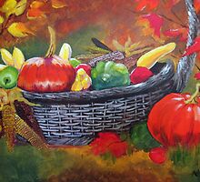 For the Harvest by Anne Guimond