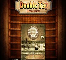 Zombies Double Tap Root Beer Perk Poster by HexZombies