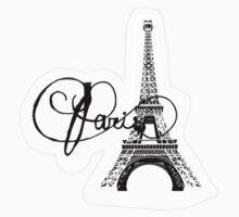 Paris by amina626