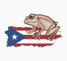El Coqui de Puerto Rico by Dylen Rivera
