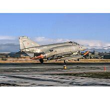 McDonnell Phantom FGR.2 XV426/Q take-off Photographic Print