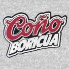 Coño Boricua by Dylen Rivera