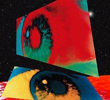 2001 Eyes by sashakeen