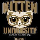 Kitten University - Brown 2 by Adamzworld