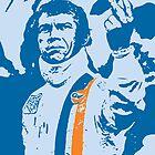 Steve McQueen by jeffbrowne