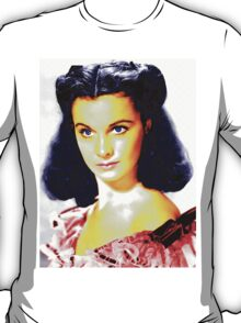 Vivien Leigh in Gone with the Wind T-Shirt