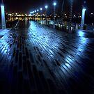 Night Walk by RichCaspian