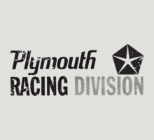 Plymouth Racing Division by No17Apparel