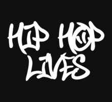 Hip Hop Lives T-Shirt