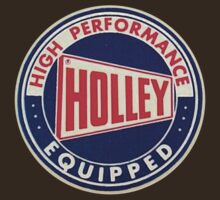 High Performance Holley Decal by No17Apparel