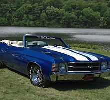 1971 Chevelle Convertible by TeeMack
