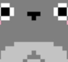 Tiny Pixel Totoro Sticker