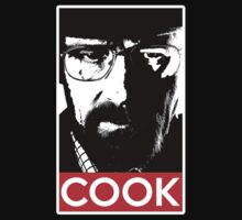 Heisenburg cook by Grunger71