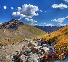 Torreys trail... by activebeck2012