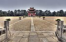 Eastern Qing Tombs by Sarah Donoghue