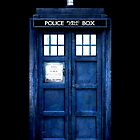Tardis Doctor Who Best Seller by casecute