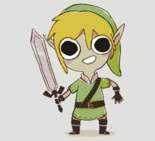 Happy Link - Legend of Zelda by timnock
