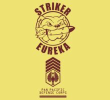 Striker Eureka (Red) Kids Clothes