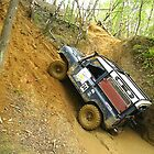 Winch Challenge - Land Rover by Chris Martin