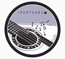 Symbols of Portugal - FADO by silvianeto