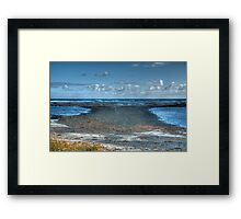 Looking For ? Framed Print