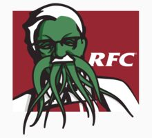R'lyeh Fried Chicken by ionicslasher