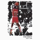 Michael Jordan - The Shot by arrow3