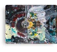 Out of the Ether Canvas Print