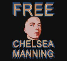 Free Chelsea Manning by portispolitics
