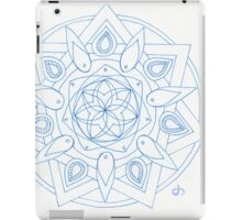 Spirit & Fire Mandala iPad Case/Skin