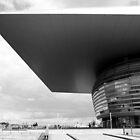 Copenhagen Opera House Overhang by John Dalkin