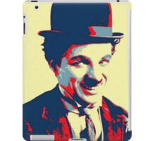 Charles Chaplin Charlot iPad Case/Skin