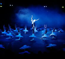 Swan Lake National English Ballet.  by alexbayer