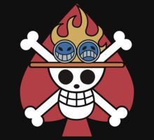 Ace Jolly Roger by marineking