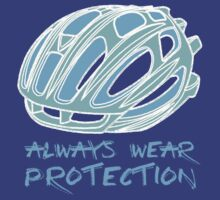 Always Wear Protection by KraPOW