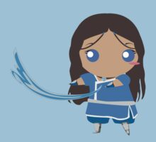 The Last Airbender - Katara by RedWaffle