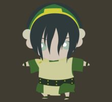 The Last Airbender - Toph by RedWaffle