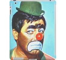 Jerry Lewis in The Family Jewels iPad Case/Skin