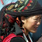 Looking for yatsi, Dolpo by LeighBlake