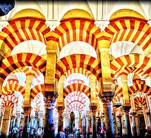 Mosk - Cathedral de Córdoba, Spain by Wendy  Rauw