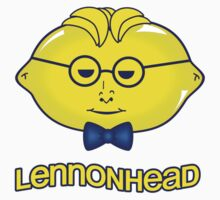 Lennon Heads by Surpryse
