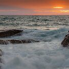 Cornish Sunset by Paul Richards