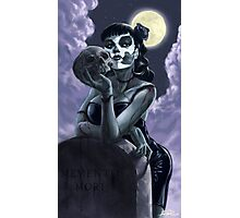 Kiss of Death Photographic Print