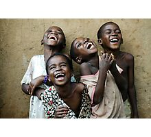 True Happiness Photographic Print