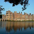 Herstmonceux Castle by ChelseaBlue